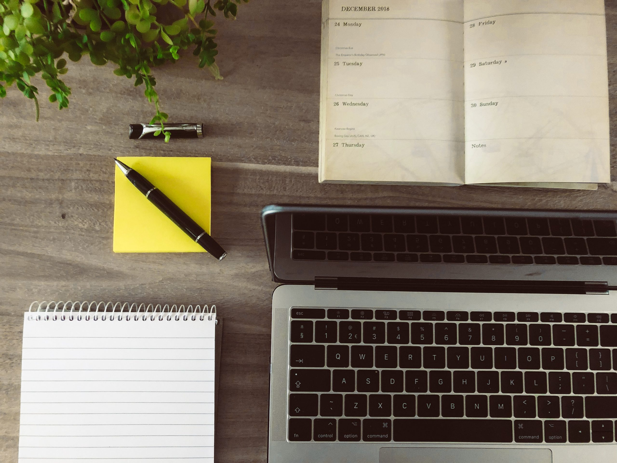 Write down your 1:1 meeting agenda